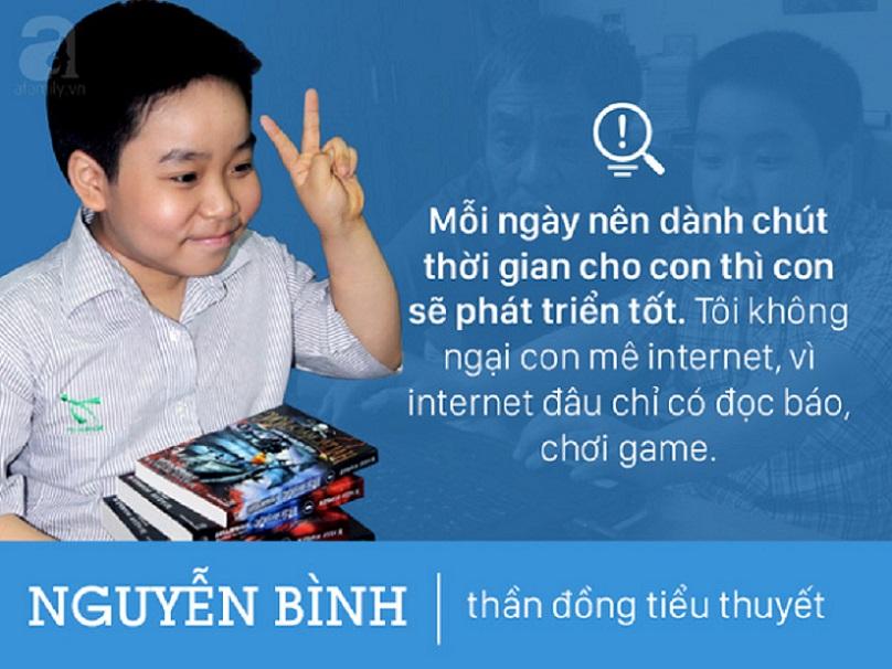 Bí quyết dạy con từ người cha của Thần Đồng Nguyễn Bình đáng để nhiều người học theo