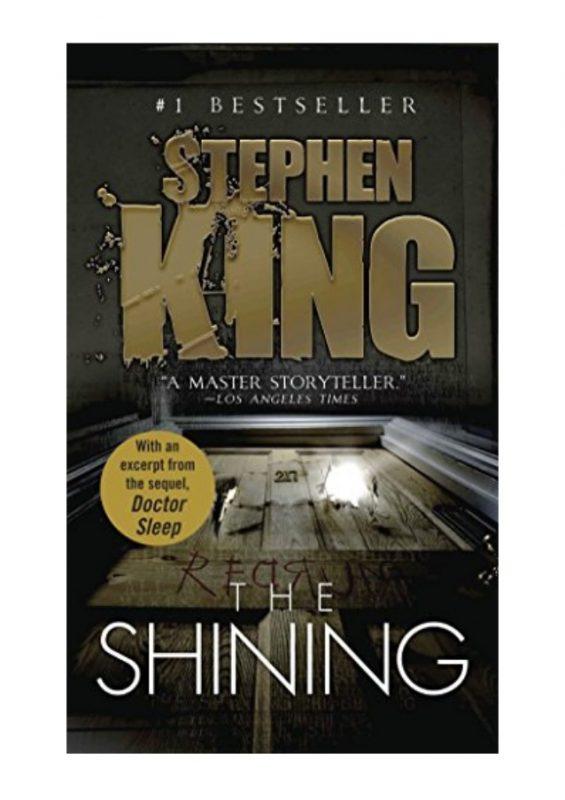 Tiểu thuyết kinh dị The Shining khiến người đọc sợ hãi