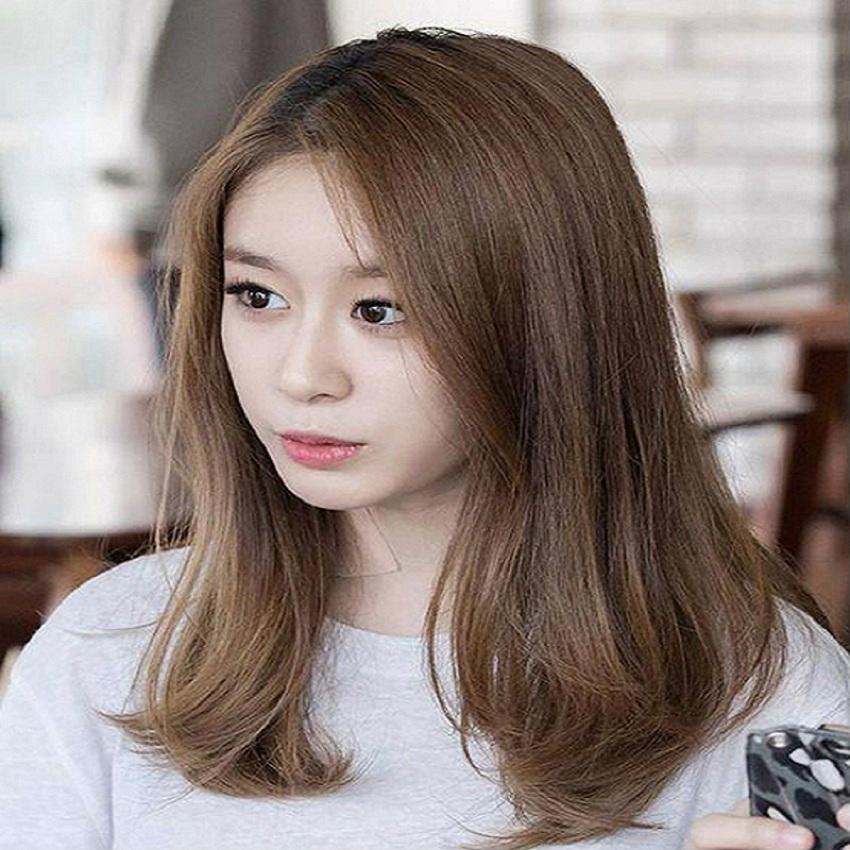 Màu tóc nâu lạnh được nhiều bạn trẻ lựa chọn