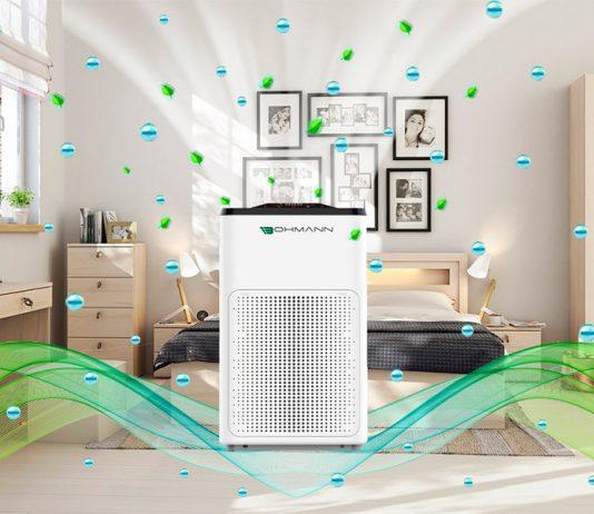 Top 5 máy lọc không khí tốt cho sức khỏe gia đình
