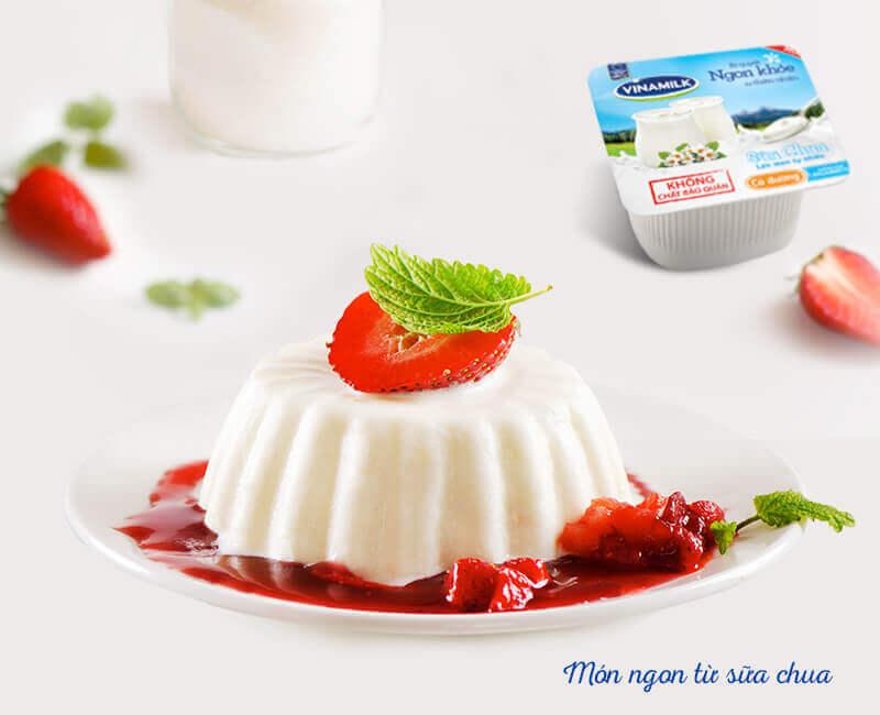 Sữa chua dẻo