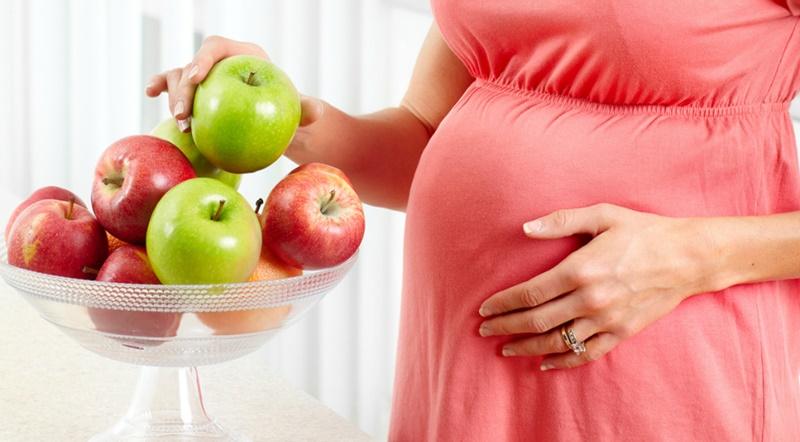 Bà bầu ăn táo khi mang thai có thể nhận được những lợi ích tuyệt vời
