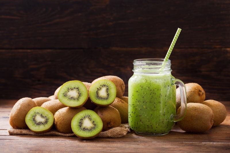 Kiwi có tới gần 80 loại dưỡng chất khác nhau