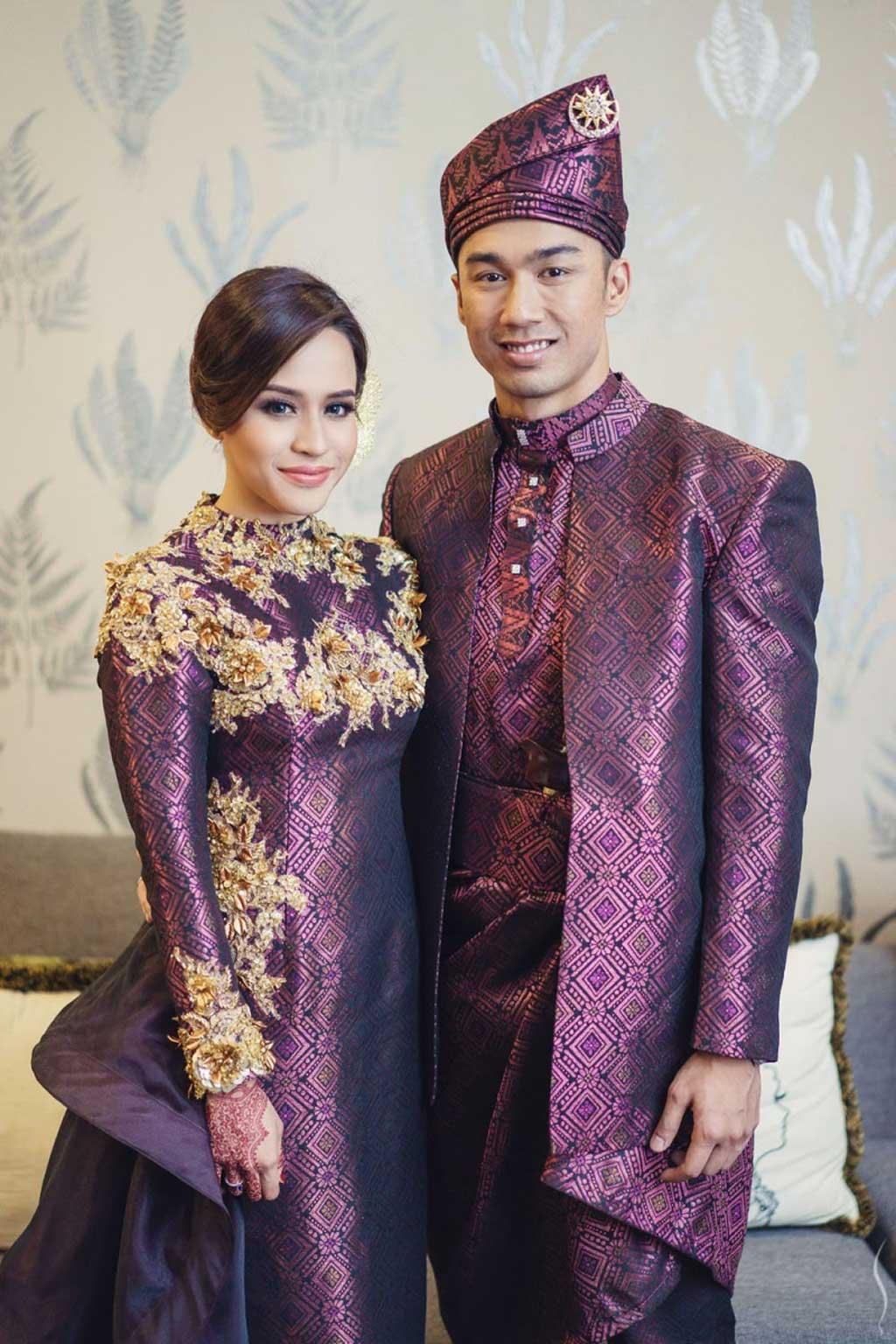 Trang phục cưới của Malaysia