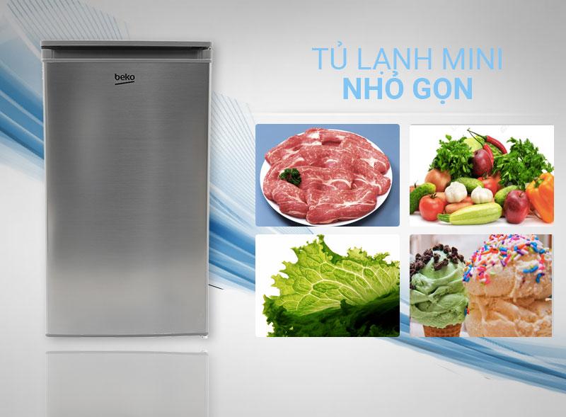 Tủ lạnh Beko chính là lựa chọn hoàn hảo cho không gian nhà bạn.