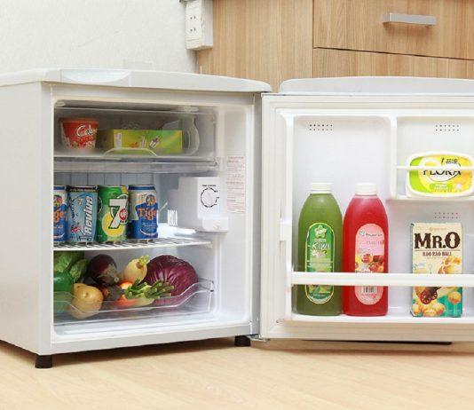 tủ lạnh mini được ưa chuộng nhất
