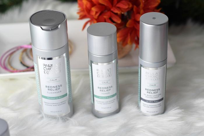Sữa rửa mặt  Paula's Choice Calm Redness Relief Cleanser thật sự thích hợp cho làn da nhờn bóng