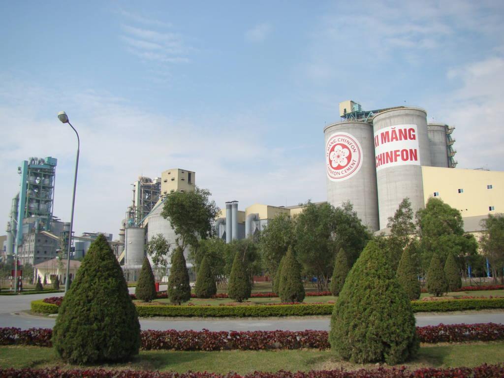 Xi măng Chinfon