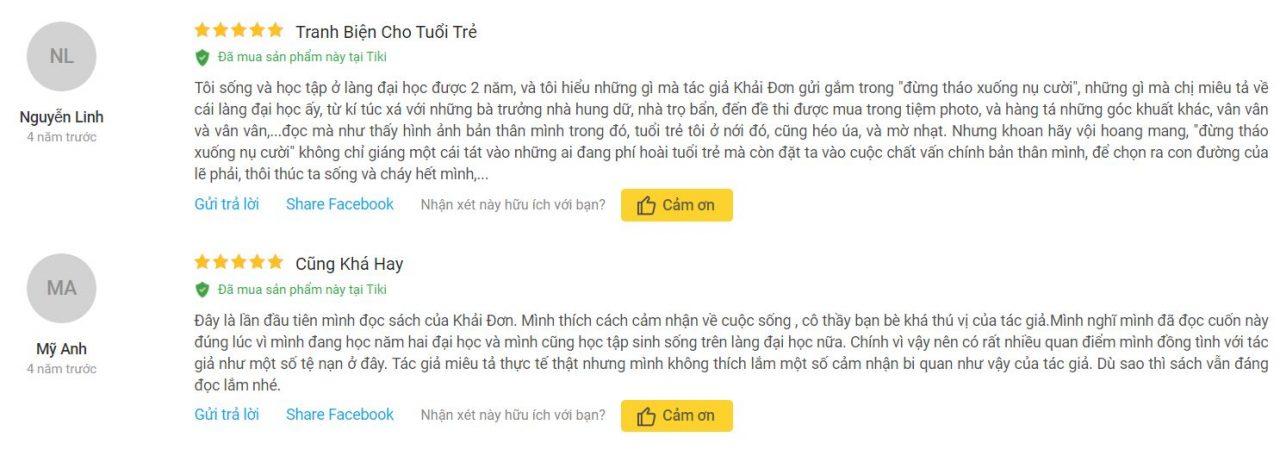 """Review sách """"Đừng tháo xuống nụ cười xuống"""" của bạn Nguyễn Linh và Mỹ Anh"""