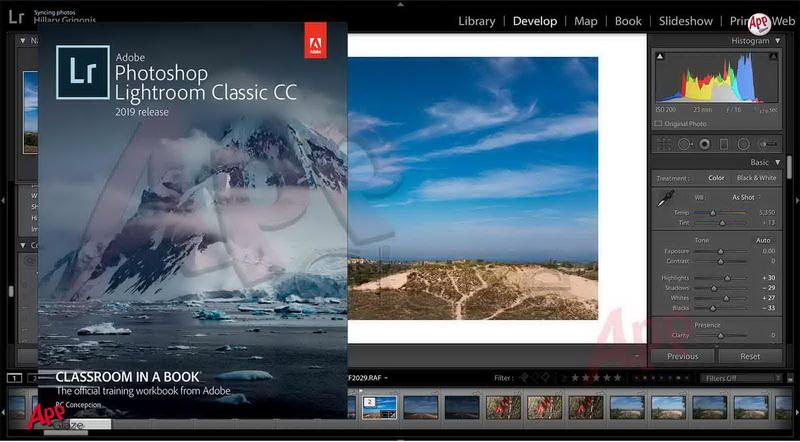 Adobe Photoshop Lightroom Classic CC