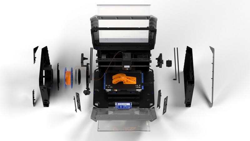 Dremel DigiLab 3D40 Flex 3D