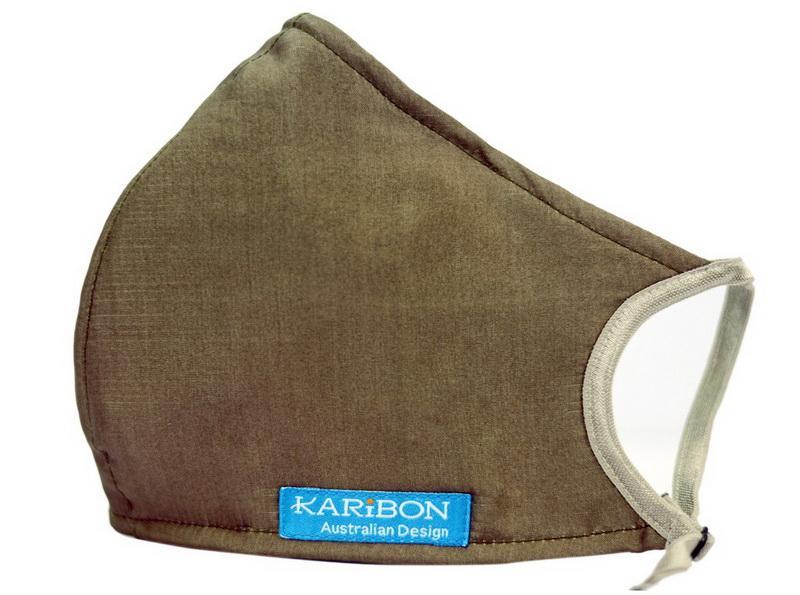 Khẩu Trang Karibon Silk