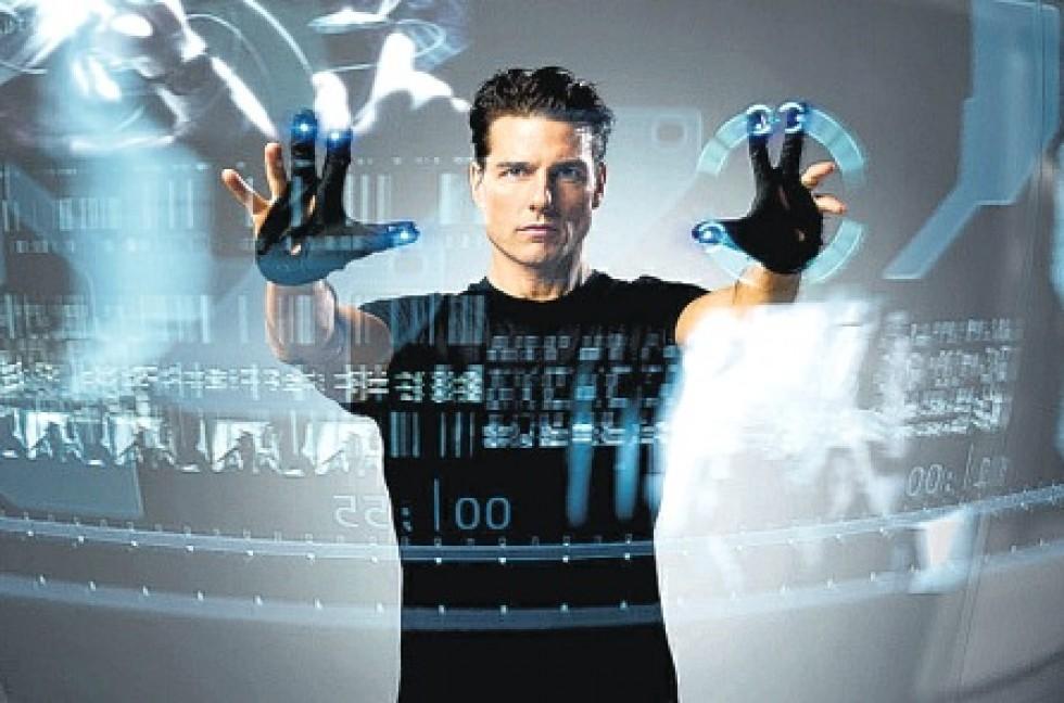 Minority Report là bộ phim công nghệ khá lâu nhưng luôn có sức hút