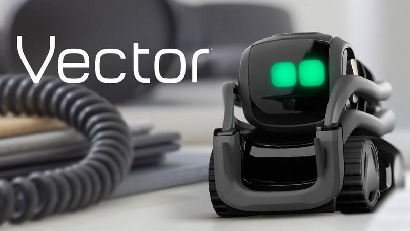 Đồ chơi công nghệ Robot Anki Vector