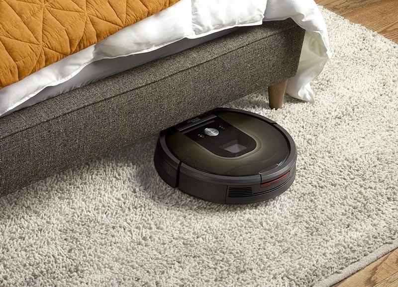 Robot hút bụi thông minh iRobot Roomba 960