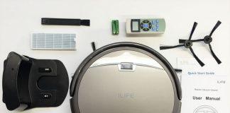 Robot iLife A4s