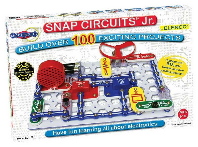 Bộ dụng cụ khám phá điện tử Snap Circuits