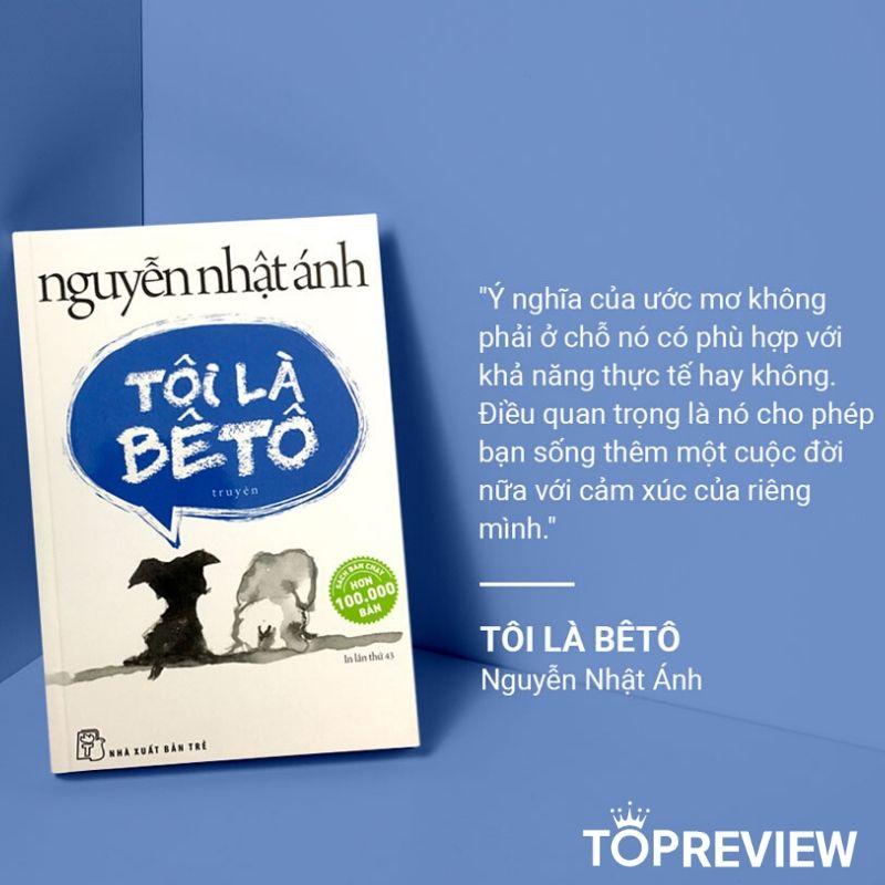 """Review sách """"Tôi là Beto"""" - Nguyễn Nhật Ánh"""