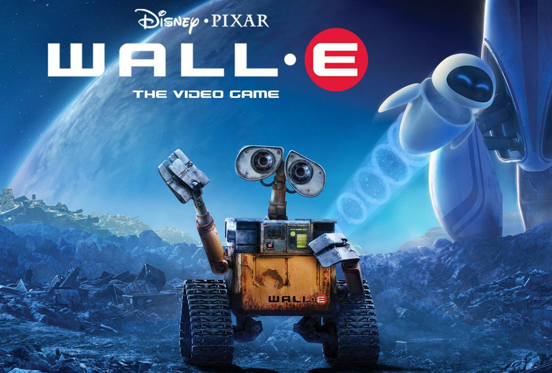 Wall-E - phim công nghệ thu hút đông đảo người xem