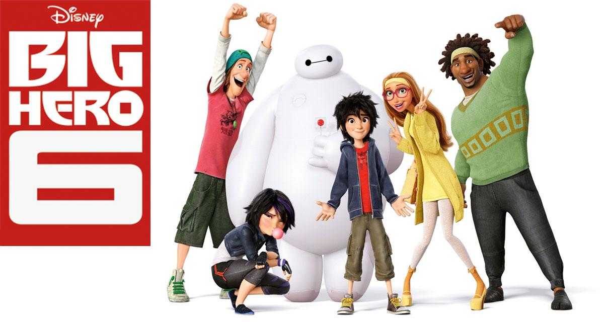 Big Hero 6 - bộ phim công nghệ dành cho mọi lứa tuổi
