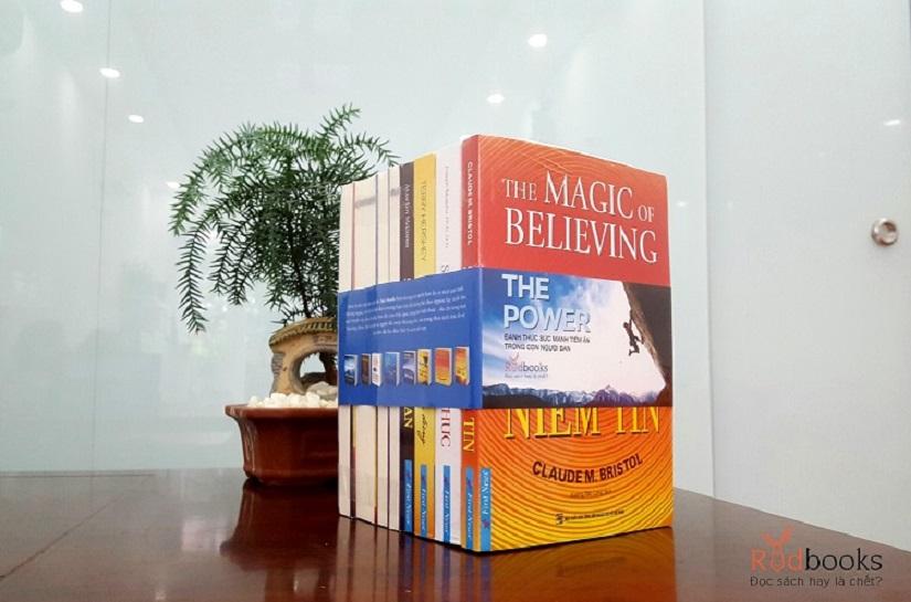 The Power_ bộ sách hay giúp đánh thức sức mạnh tiềm ẩn trong con người bạn