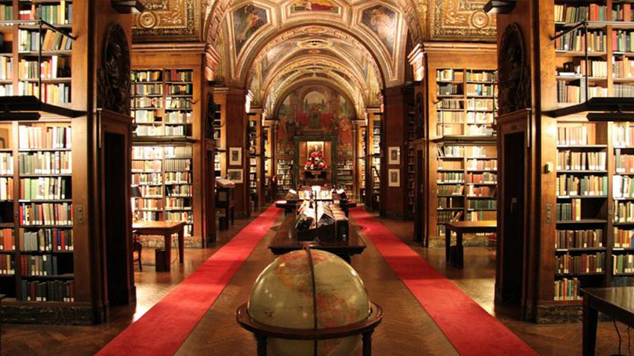tài sản lớn nhất chính là những bộ sách hay đã đọc.