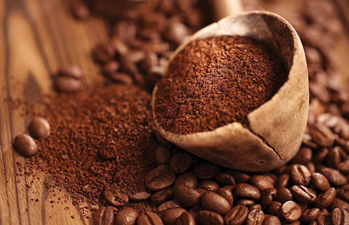Cafe giúp tóc dài và dày