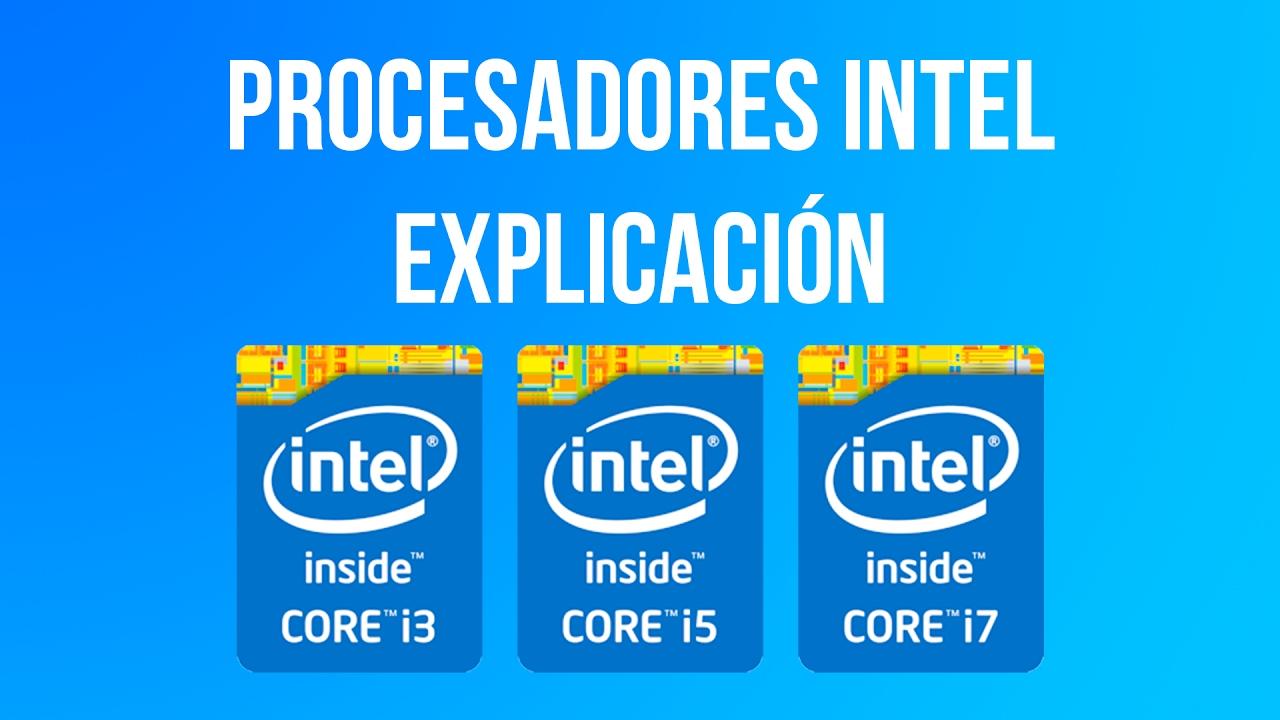 Chip Core i là dòng chip phổ biến nhất của Intel