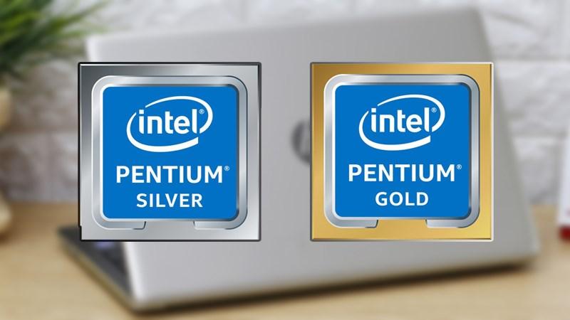 Chip Pentium có mức giá khá mềm