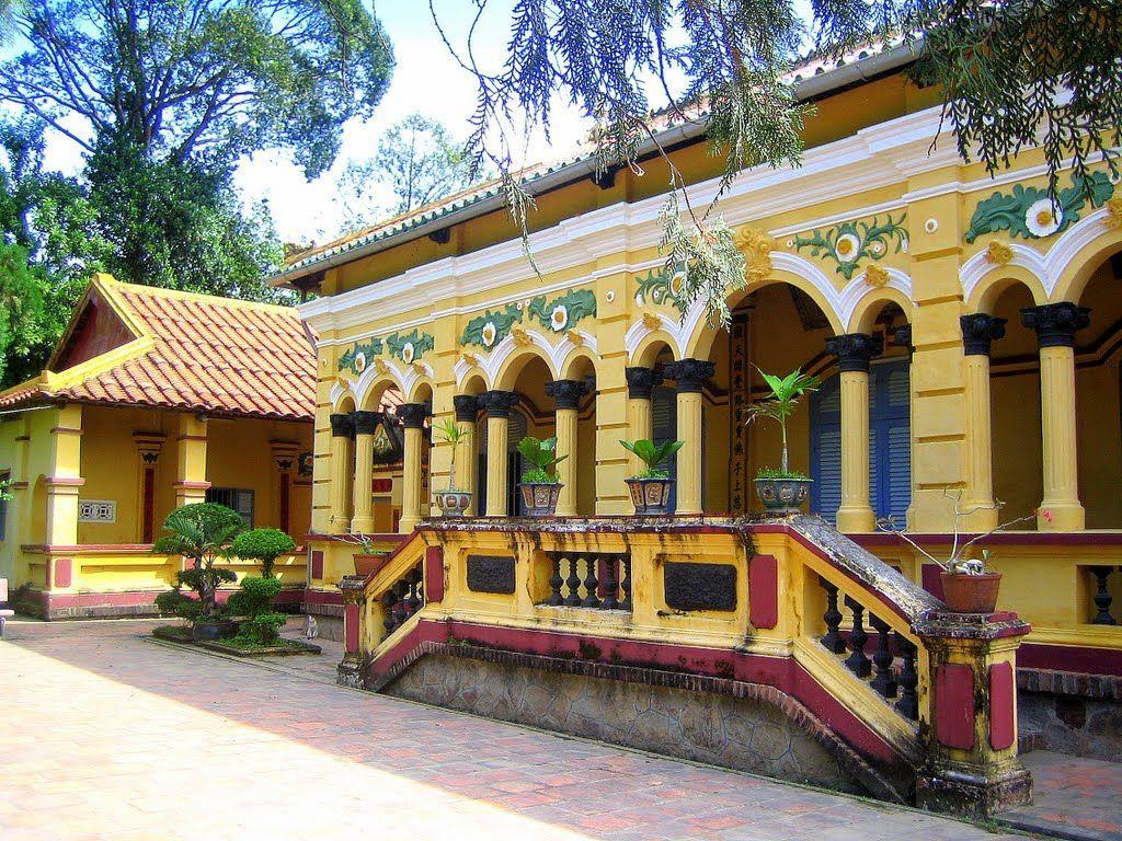 Chùa Nam Nhã - ngôi chùa cổ linh thiêng tại Cần Thơ