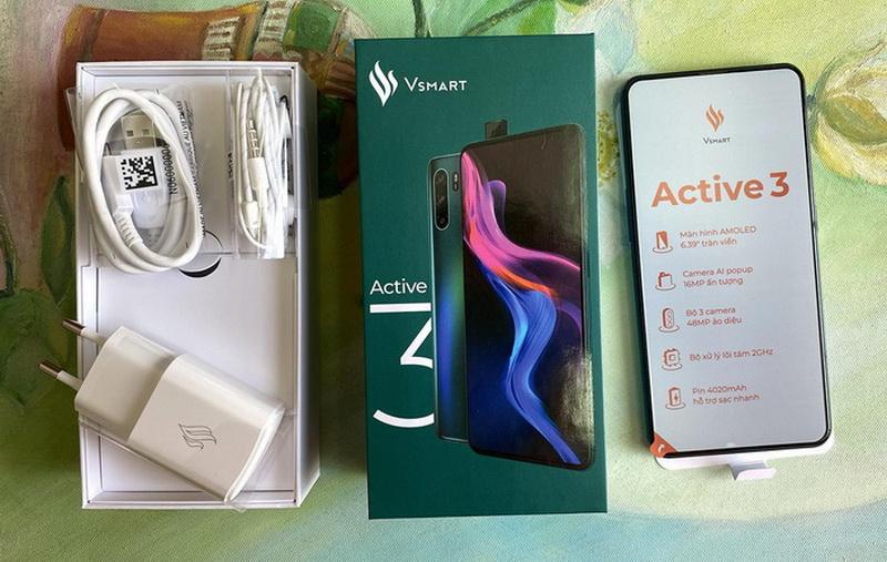 Vsmart Active 3