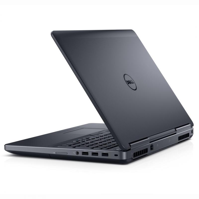 Dell Precision 7510 với thiết kế ngoại hình ấn tượng hơn Dell M4800