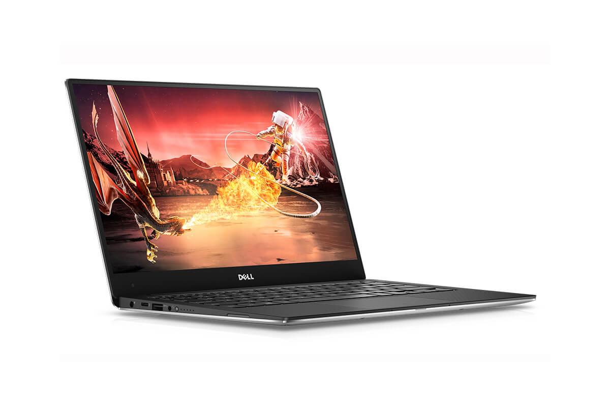 Dell Xps 13 9350 mang một thiết kế mỏng nhẹ, sang trọng