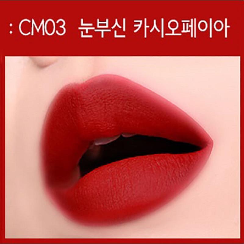 CM03 – Cassiopeia: đỏ tươi ánh hồng