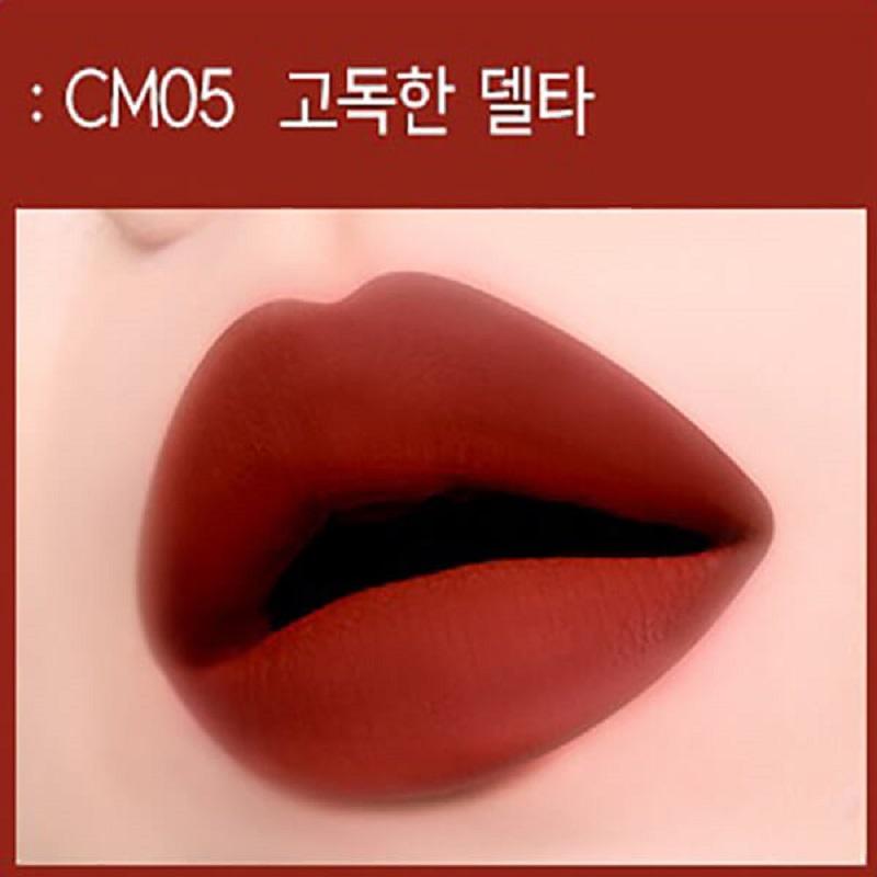 CM05 – Delta: nâu đỏ
