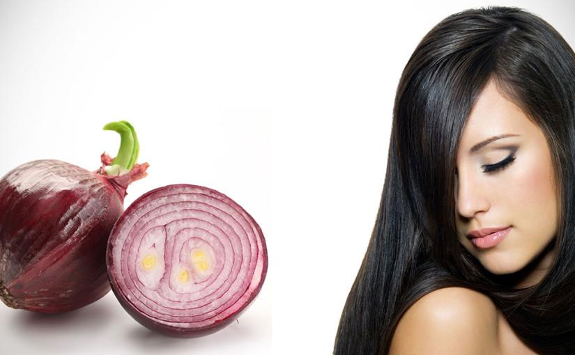 Hành tây giúp kích thích mọc tóc hiệu quả