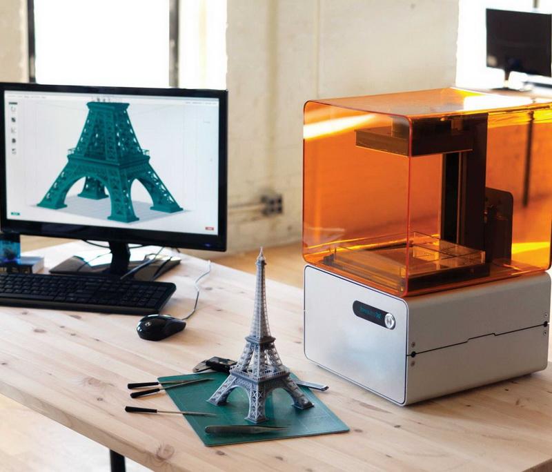 Một sản phẩm được tạo ra từ máy in3D