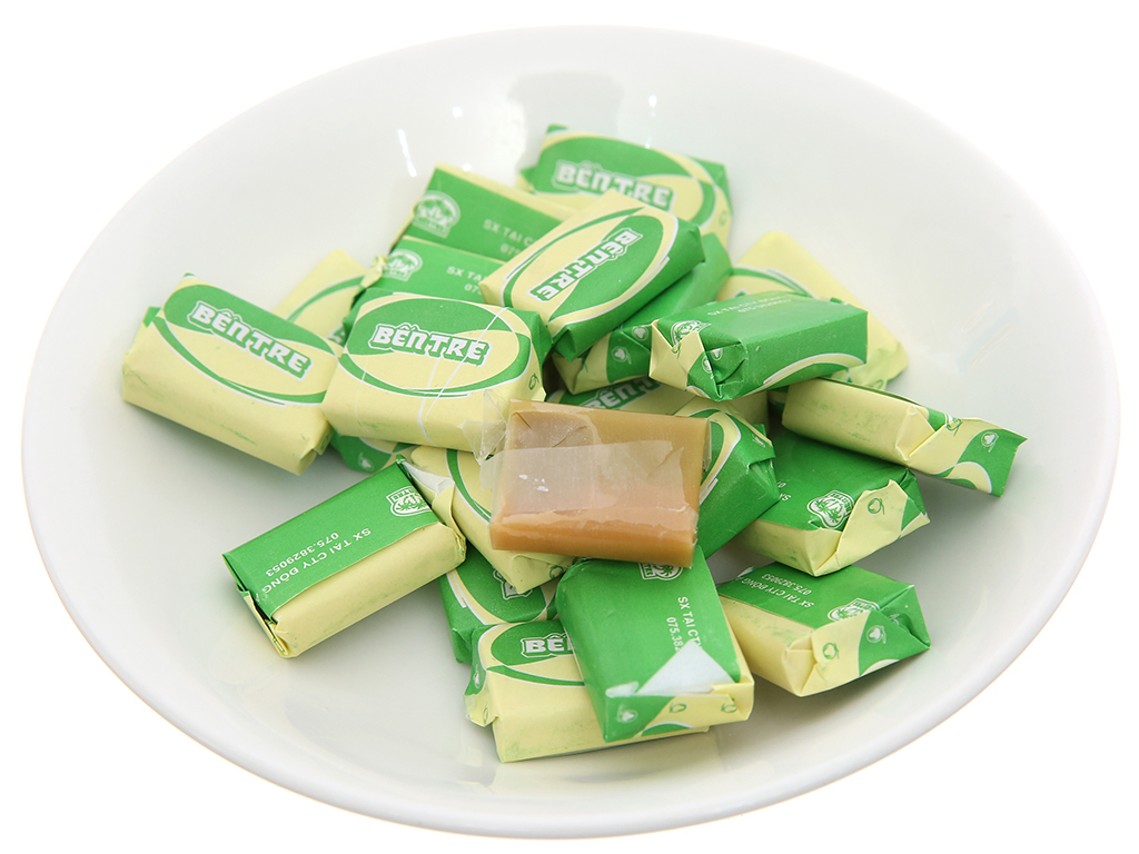Kẹo dừa - đặc sản miền Tây nổi tiếng