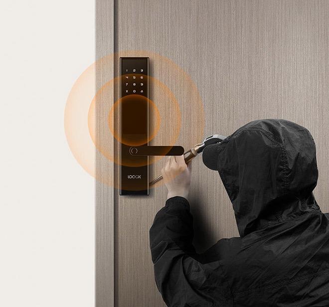 Khóa cửa vân tay có thực sự an toàn cho căn nhà của bạn