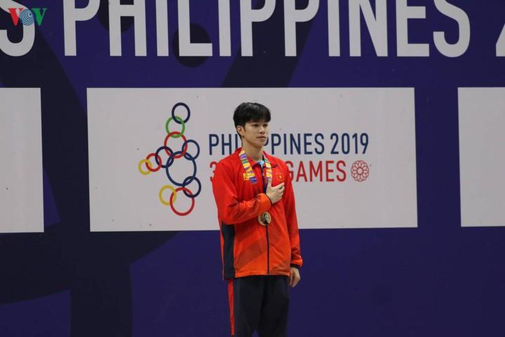 Kình ngư 16 tuổi giành huy chương vàng