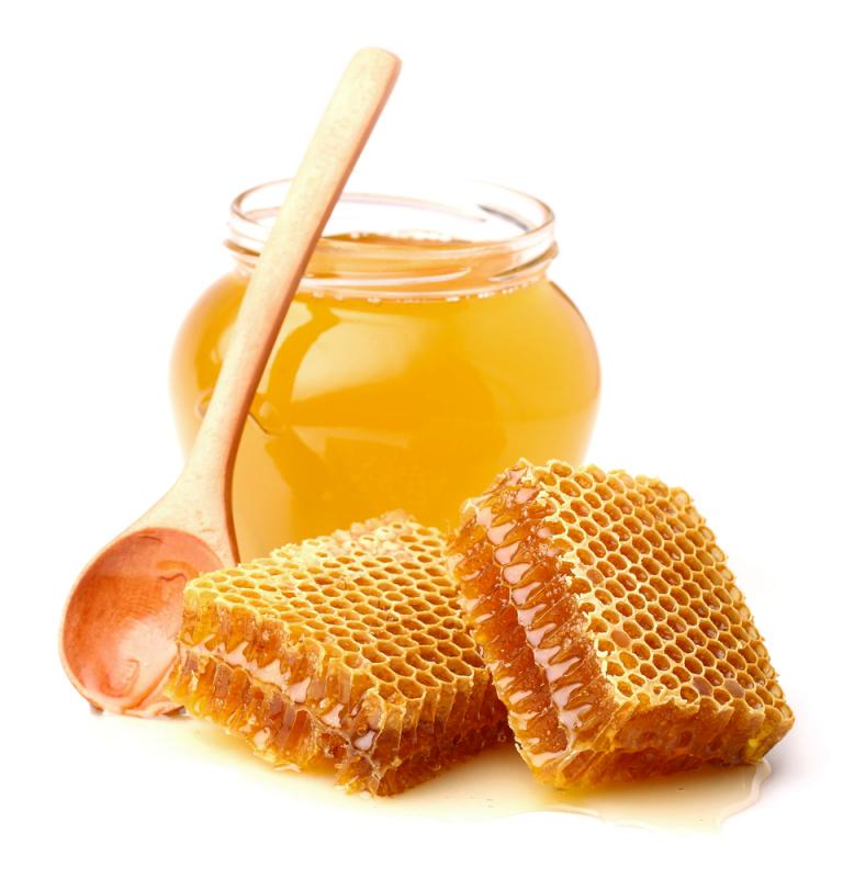 Mật ong giúp làn da tươi trẻ, tránh khô ráp