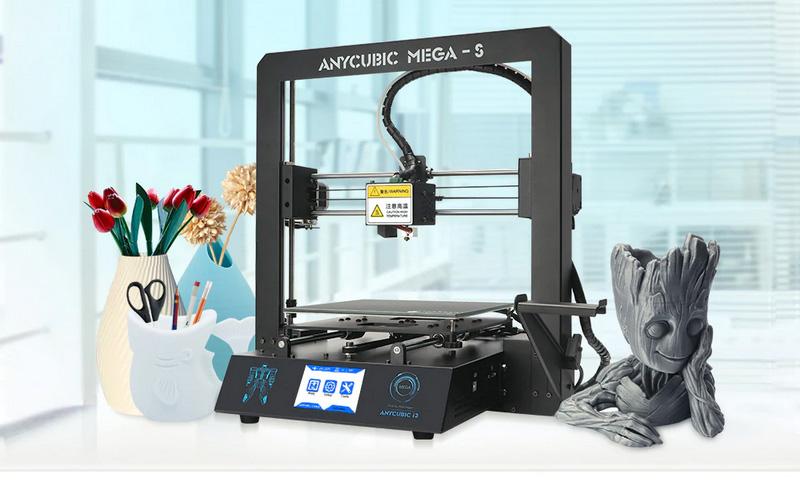 Máy in 3D Anycubic Mega S