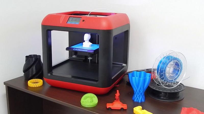 Máy in 3D Flashforge Finder