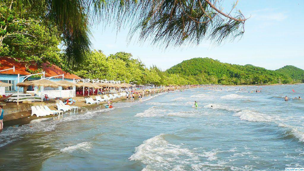 Mũi Nai – Bãi biển nổi tiếng của miền Tây