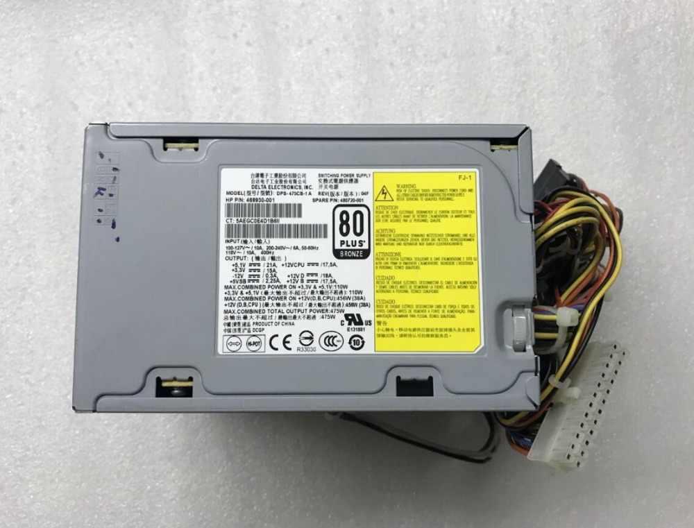 Nguồn của Hp Workstation Z400 là bộ nguồn 475 W