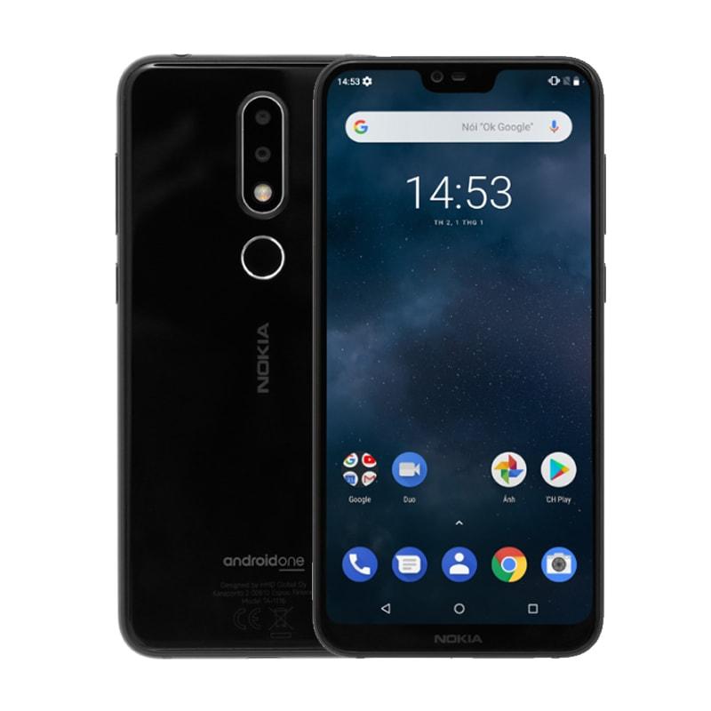 Nokia 6.1 Plus - chiếc điện thoại nhỏ gọn được nhiều người yêu thích