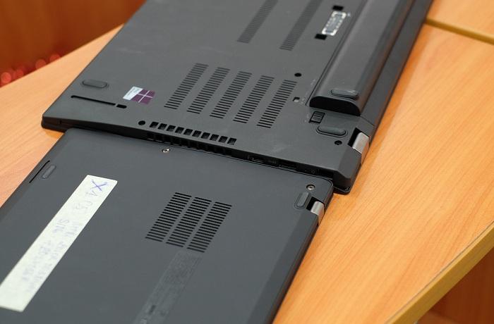 Với 2 pin Thinkpad T570 cho thời lượng sử dụng lâu hơn