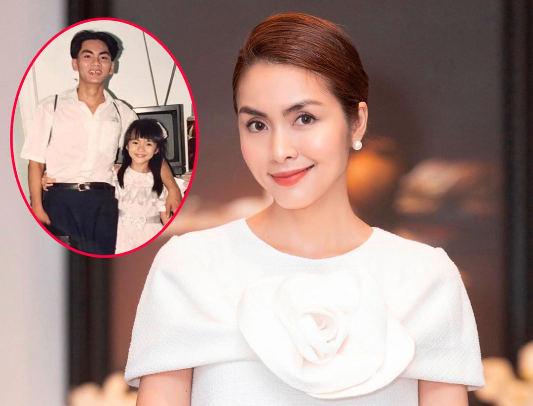 Nữ diễn viên Tăng Thanh Hà
