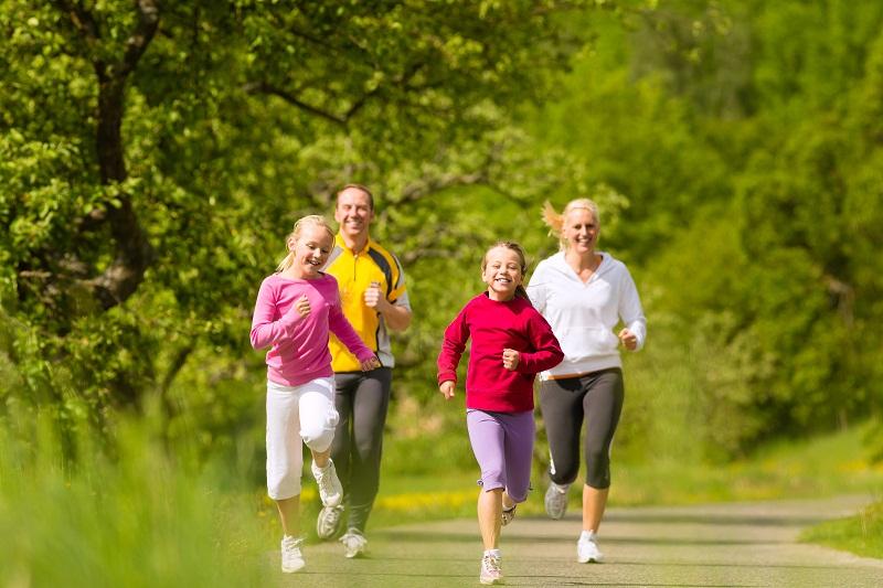 Tập thể dục giúp bạn duy trì sức khỏe tốt và sống lâu hơn