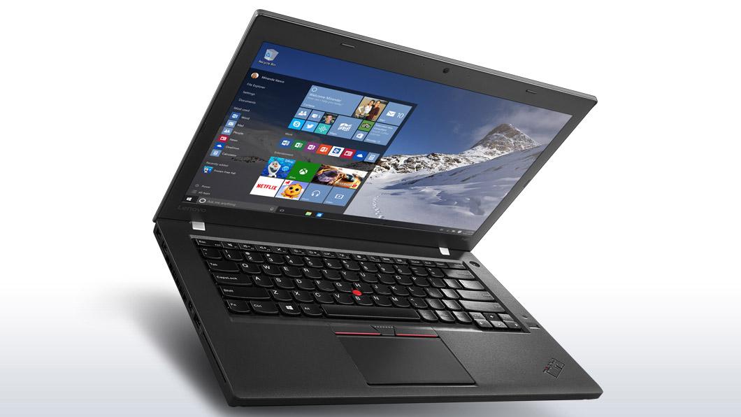 Thinkpad T460 có thể cạnh tranh trực tiếp với các dòng ultrabook